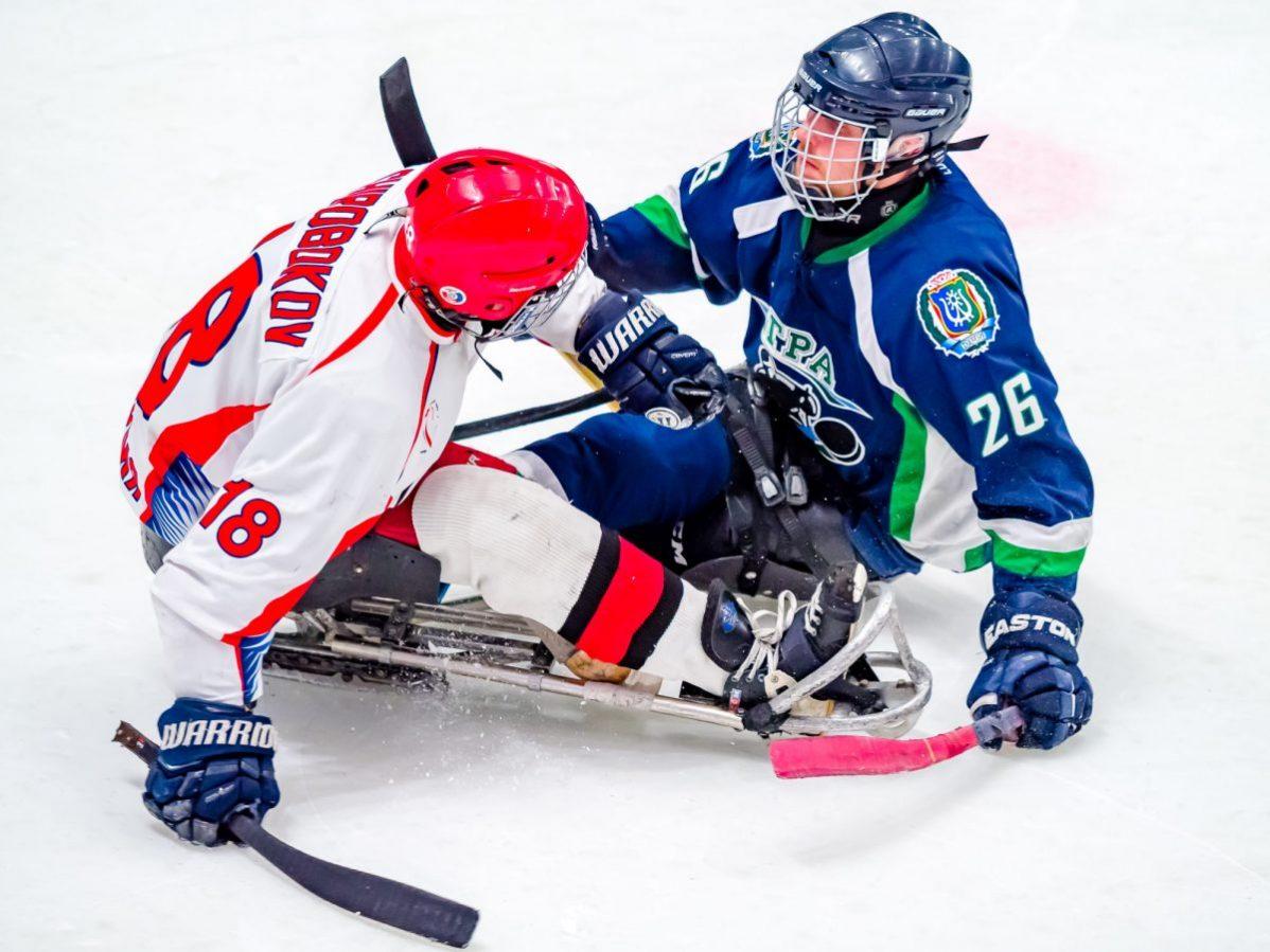 8 следж-хоккейных команд выйдут на лед РУТБ «ОКА» в играх 1 круга чемпионата России по следж-хоккею