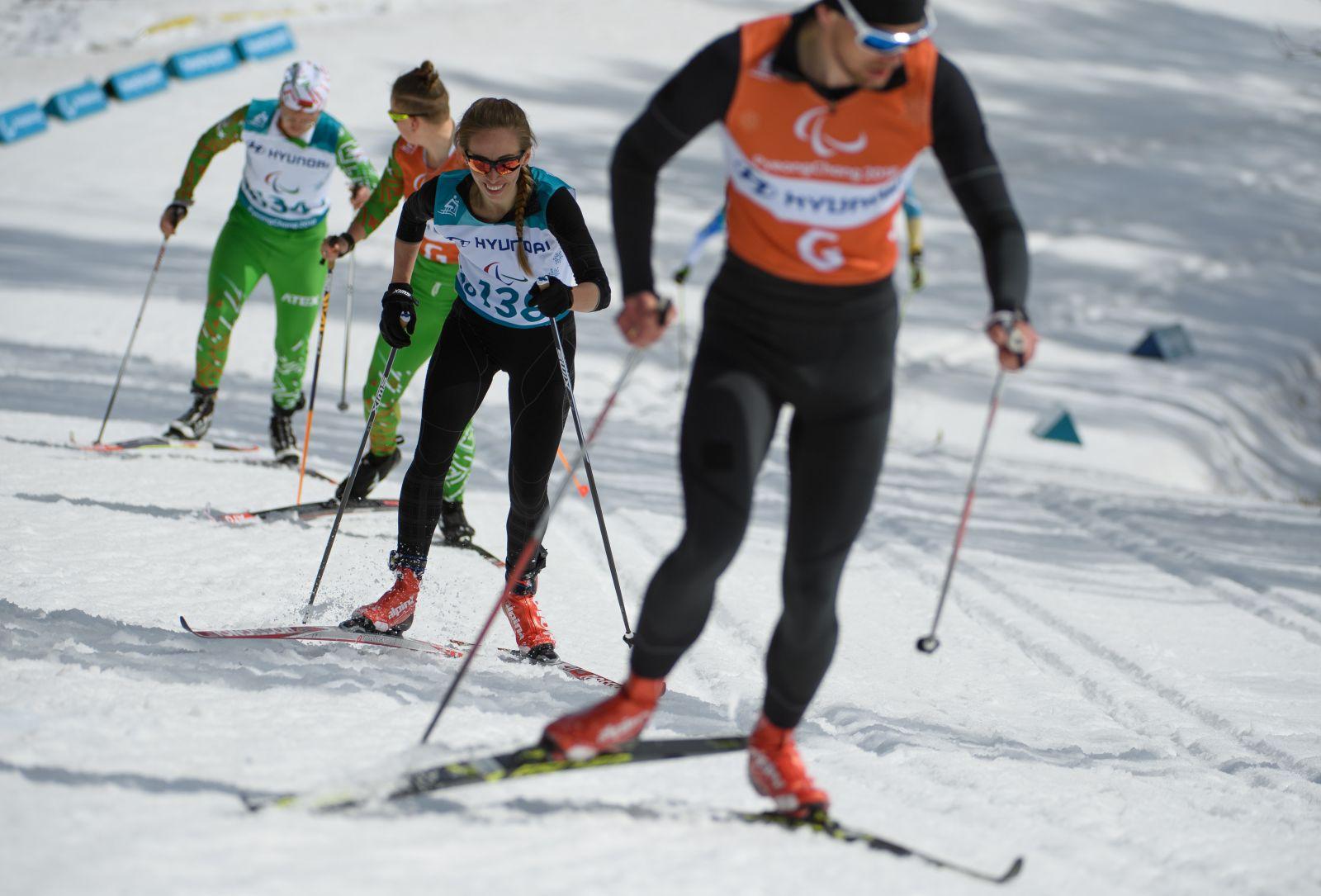 Паралимпиада-2018. 8 день. Михалина Лысова завоевала серебряную награду в лыжных гонках на дистанции 7,5 км классическим стилем