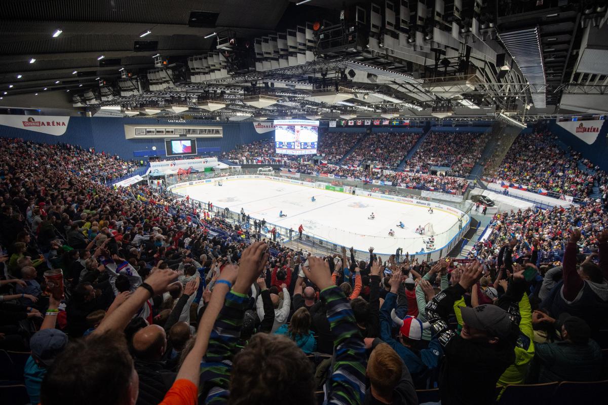 Чемпионат мира по хоккею-следж 2021 года состоится в Чехии