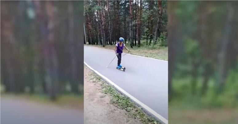 #тренимвместе со сборной командой Свердловской области по лыжным гонкам спорта лиц с интеллектуальными нарушениями
