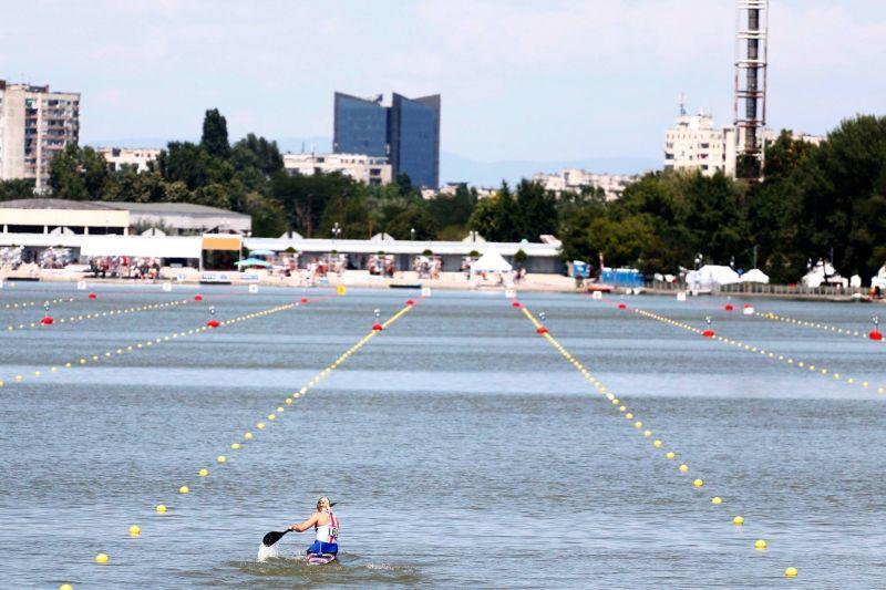 Россияне выиграли 4 серебряные и 5 бронзовых медалей на чемпионате Европы по гребле на байдарках и каноэ спорта лиц с ПОДА в Болгарии