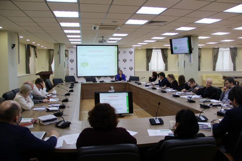 В зале Исполкома ПКР состоялся пилотный образовательный антидопинговый семинар для сотрудников Аппарата ПКР и Всероссийской Федерации спорта лиц с ПОДА