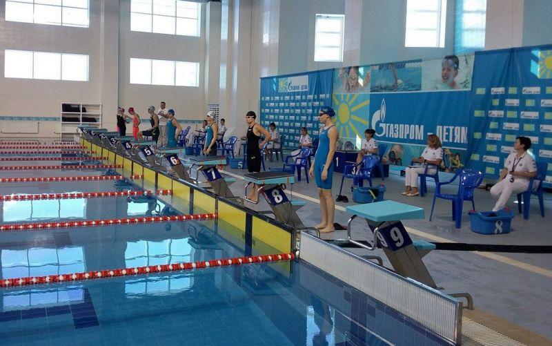 Определены чемпионы России по плаванию спорта лиц с интеллектуальными нарушениями