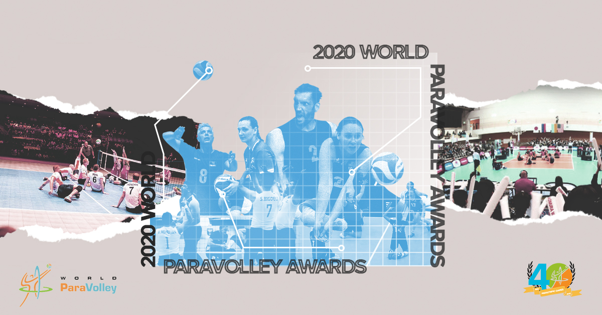 World ParaVolley отметил российских спортсменов и тренеров наградами за вклад в развитие вида спорта