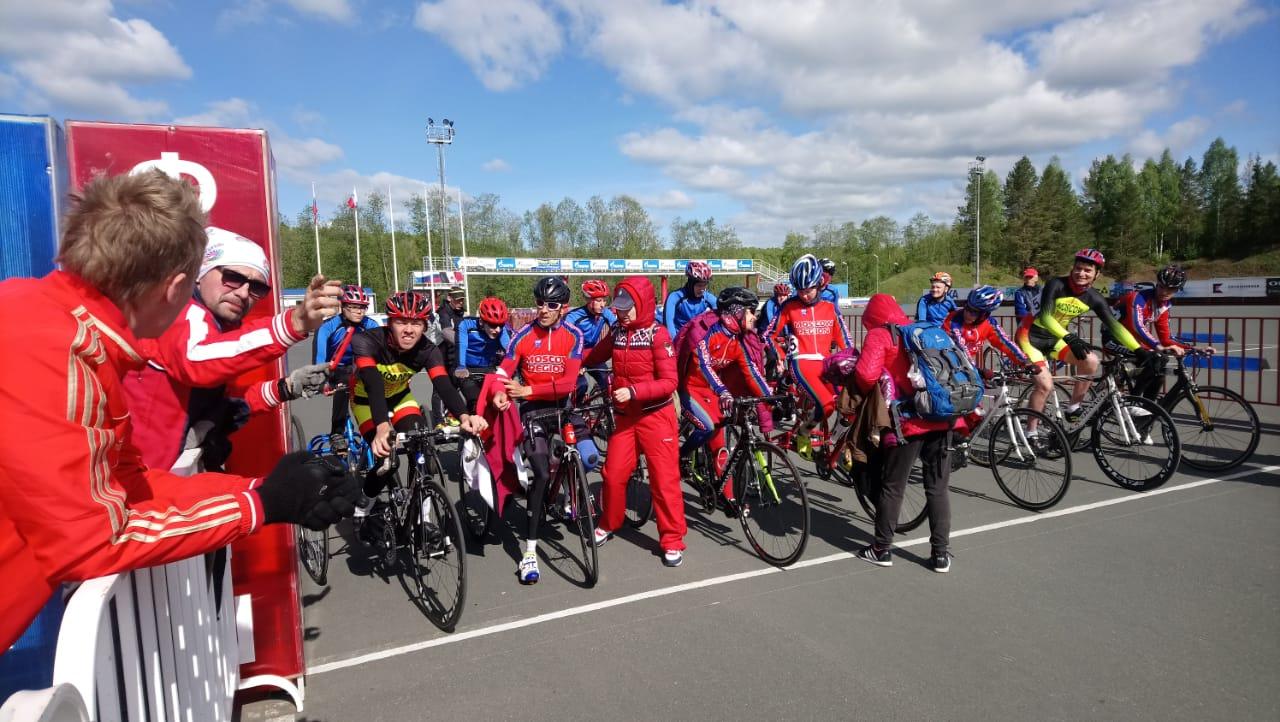 В Ижевске состоится чемпионат России по велоспорту на шоссе среди лиц с ПОДА