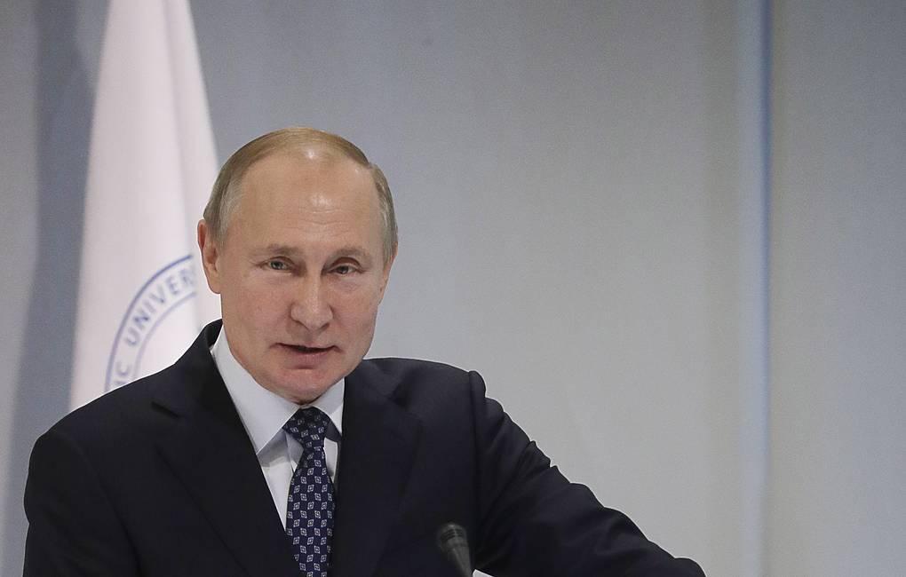 ТАСС - Путин: власти РФ продолжат поддержку паралимпийского движения в стране