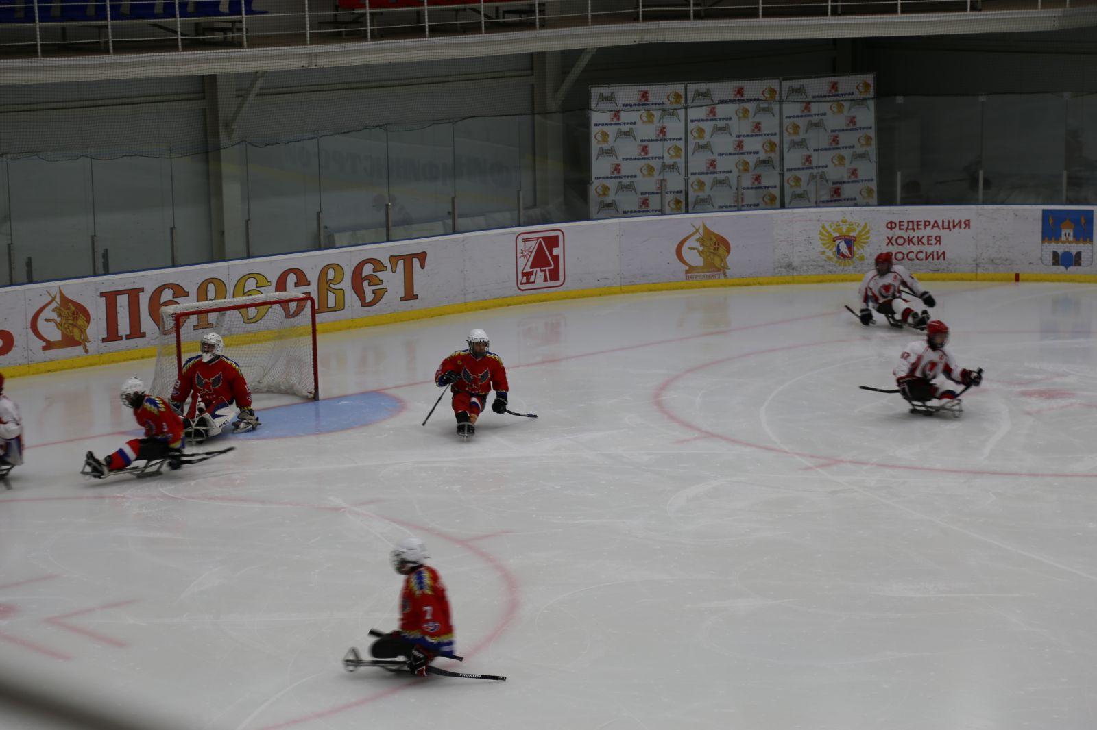 Итоги шестого дня Открытых Всероссийских соревнований по видам спорта, включенным в программу Паралимпийских зимних игр