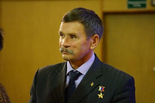 В.А. Бочаров утвержден в состав членов Общественной палаты Российской Федерации