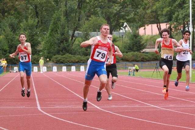 Во второй соревновательный день Первенства мира по легкой атлетике российские спортсмены завоевали  8 золотых, 7 серебряных,  8 бронзовых медалей