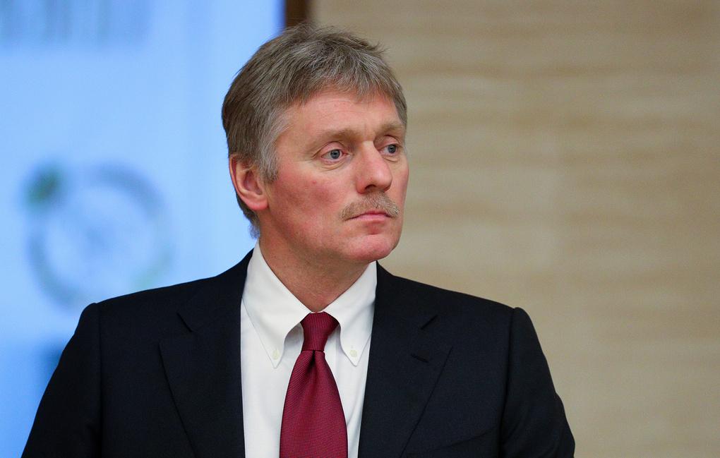 ТАСС: Песков заявил, что понимание с WADA достигнуто
