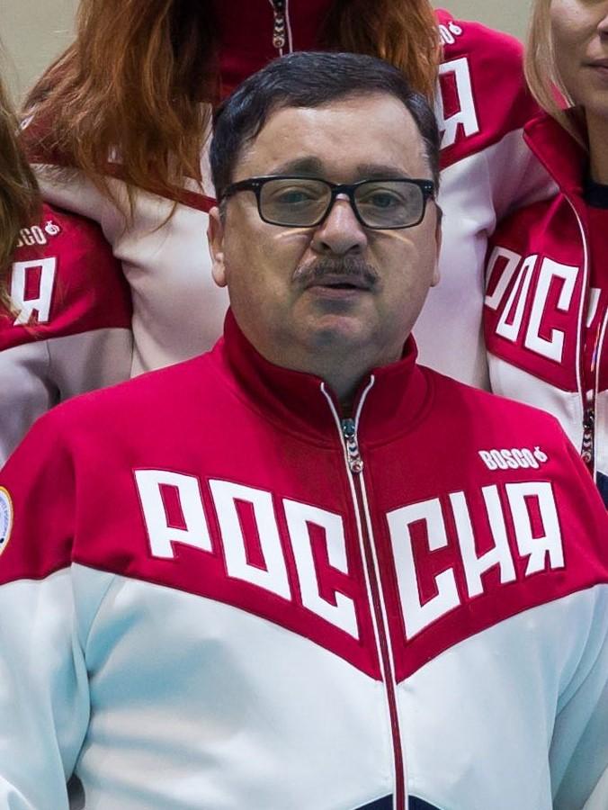 Илькам Набиев: Женская сборная команда России выиграла чемпионат Европы по голболу спорта слепых за счет того, что каждая спортсменка четко выполнила свои задачи