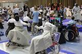 В  г. Будапеште (Венгрия) прошел четвертый соревновательный день чемпионата мира по фехтованию на колясках