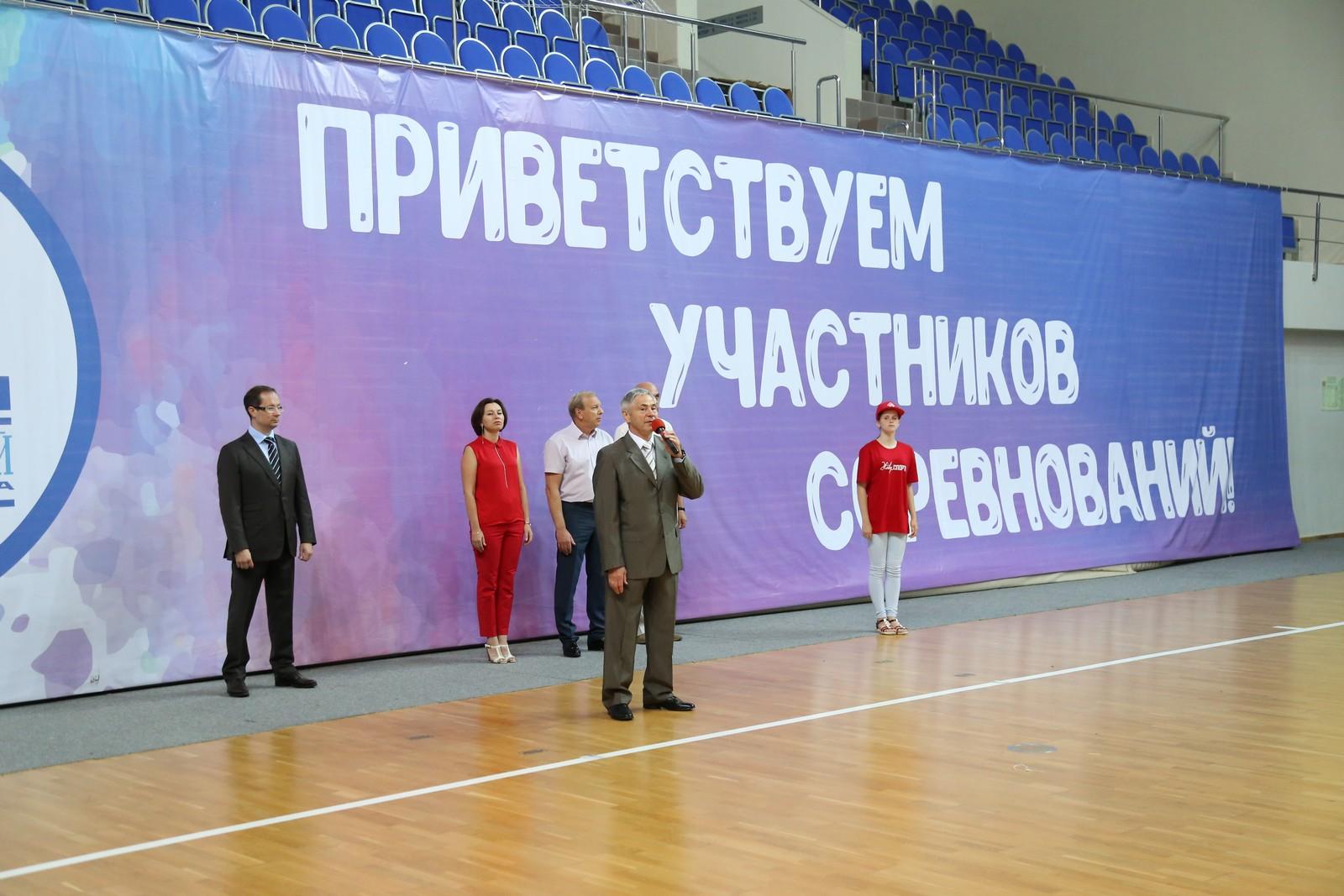 П.А. Рожков в г. Раменском принял участие в церемонии открытия и просмотре соревнований Всероссийской летней спартакиады детей-инвалидов с поражением опорно-двигательного аппарата