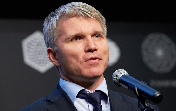 П.А. Колобков в комментарии Р-спорт: ПКР профессионально проводит работу по восстановлению в правах