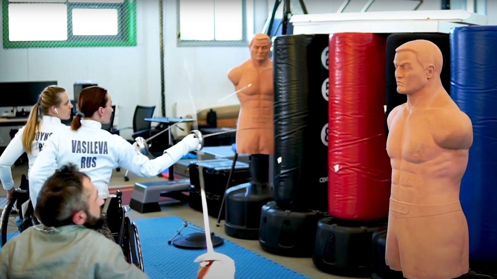 ПКР представляет очередной ролик серии Спорт #БезПреград о паралимпийских видах спорта