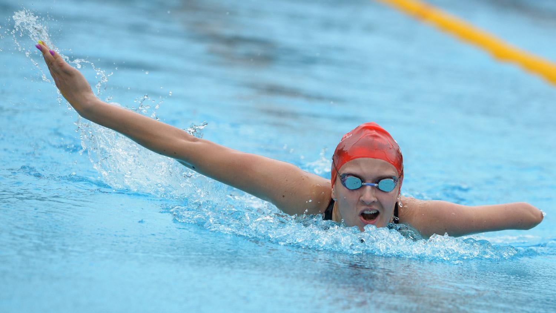 Российские пловцы в четверг выиграли 16 золотых медалей, 15 серебряных и 15 бронзовых медалей на Всемирных играх IWAS в Сочи