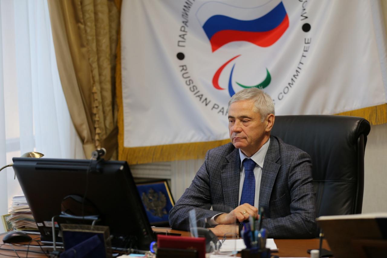 П.А. Рожков в режиме видео-конференц-связи принял участие в заседании Исполкома IWAS