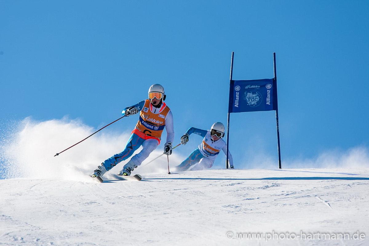 В финальный соревновательный день российские спортсмены завоевали одну золотую, две серебряные и две бронзовые медали этапа Кубка мира по горнолыжному спорту среди лиц с поражением опорно-двигательного аппарата и нарушением зрения, который проходит в г. С