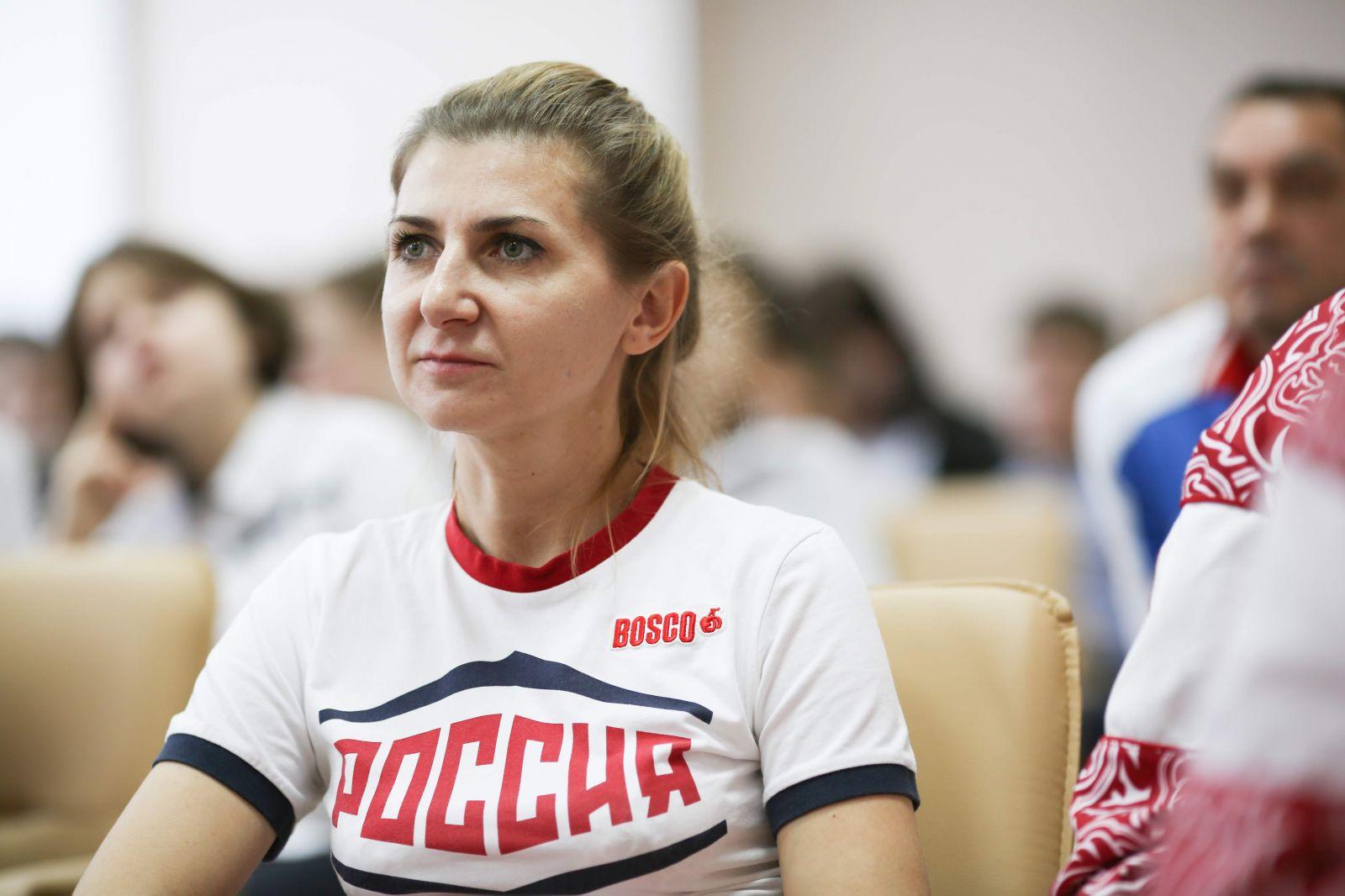 Старший тренер сборной команды России по велоспорту лиц с ПОДА Е.Ф. Мухортова: «Я довольна выступлением своих подопечных на чемпионате мира в Нидерландах»