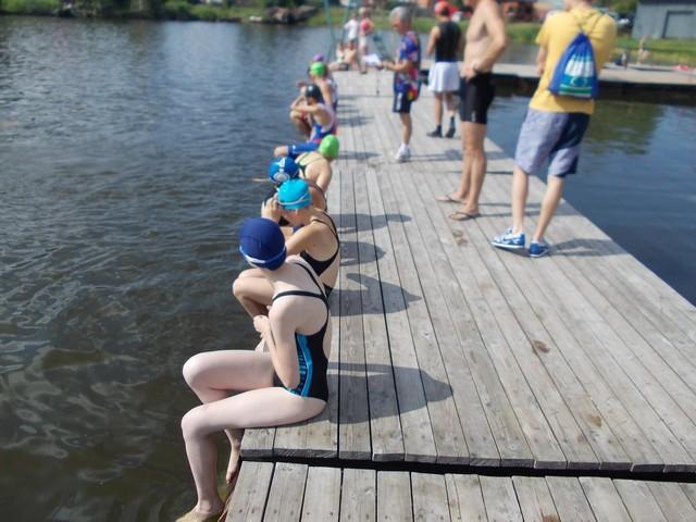 Сборная команда России по паратриатлону спорта лиц с ПОДА приняла участие в международных соревнованиях во Франции