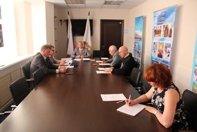 В офисе ПКР прошло заседание комиссии по аттестации главных и старших тренеров по  зимним  дисциплинам  спорта лиц с поражением опорно-двигательного аппарата