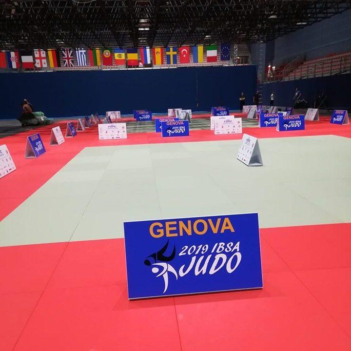Сборная команда России по дзюдо спорта слепых примет участие в чемпионате Европы в Италии