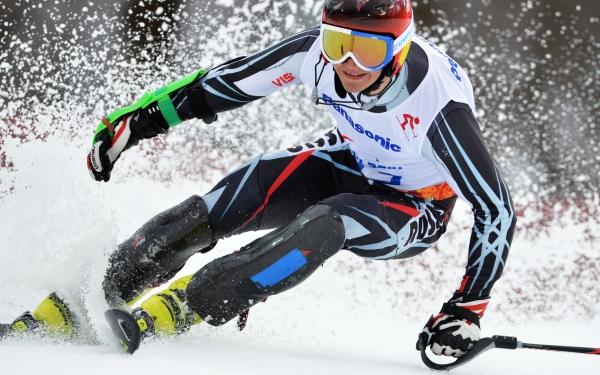 Российские спортсмены-горнолыжники завоевали 2 золотые и 1 бронзовую медали в шестой день XI Паралимпийских зимних игр в г. Сочи
