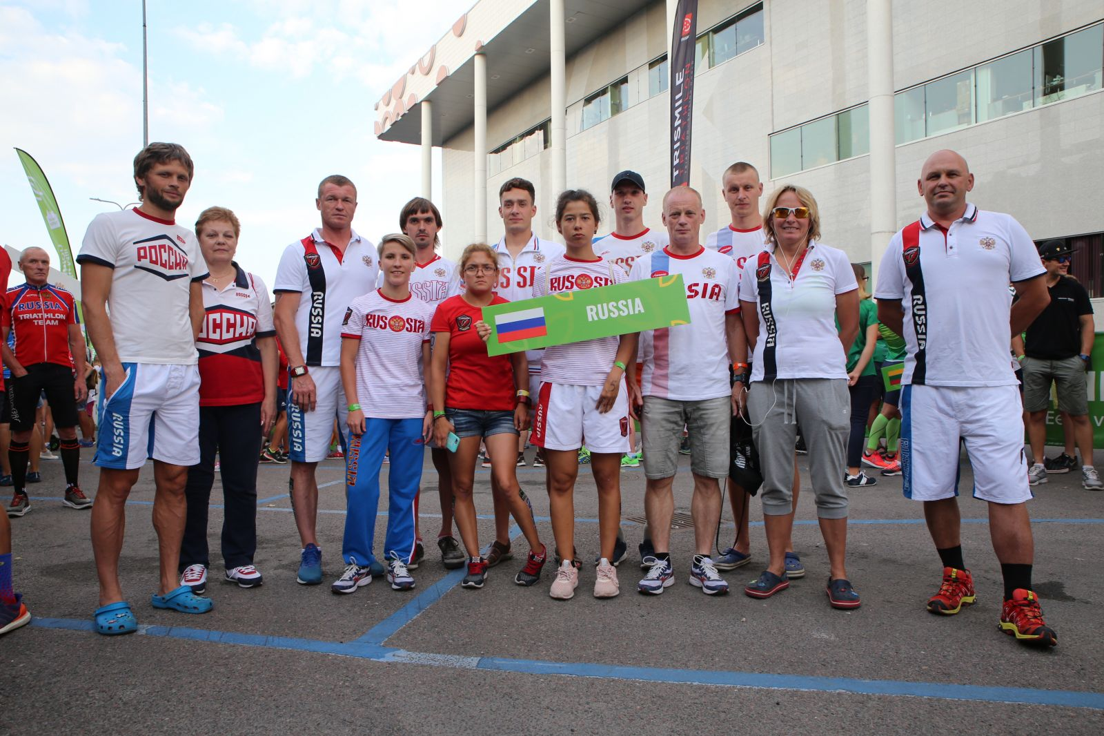 Российские спортсмены завоевали 1 серебряную и 2 бронзовые медали на чемпионате Европы по паратриатлону в Эстонии