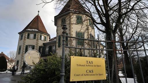 Спортивный арбитражный суд проводит арбитражную процедуру между ВАДА и РУСАДА