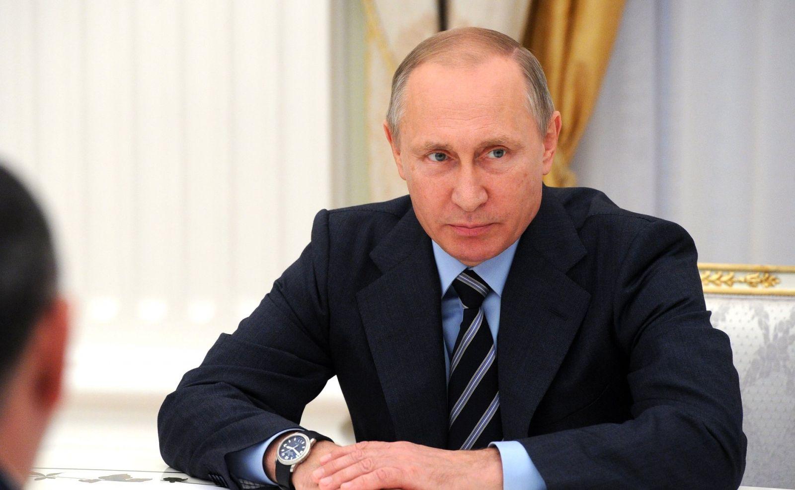 Поздравление Президента РФ В.В. Путина по случаю 25-летнего Юбилея Паралимпийского комитета России
