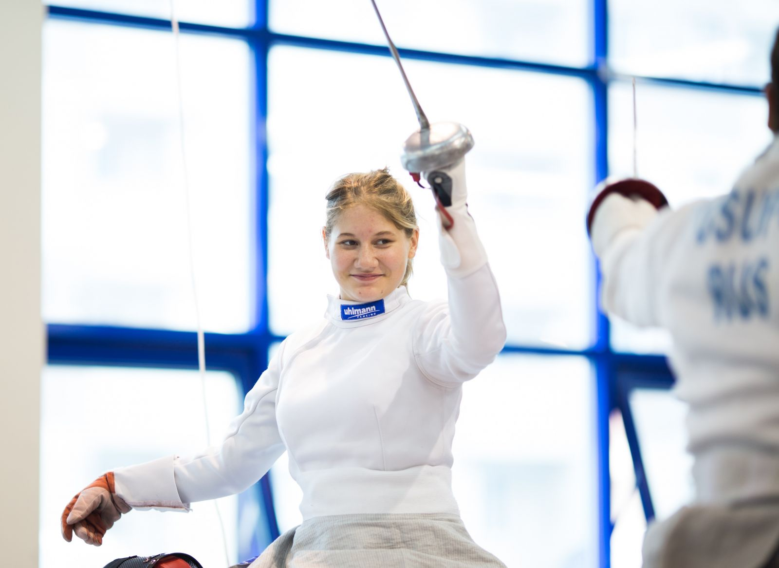 Алена Евдокимова завоевала бронзовую медаль во второй день чемпионата мира по фехтованию на колясках в Корее