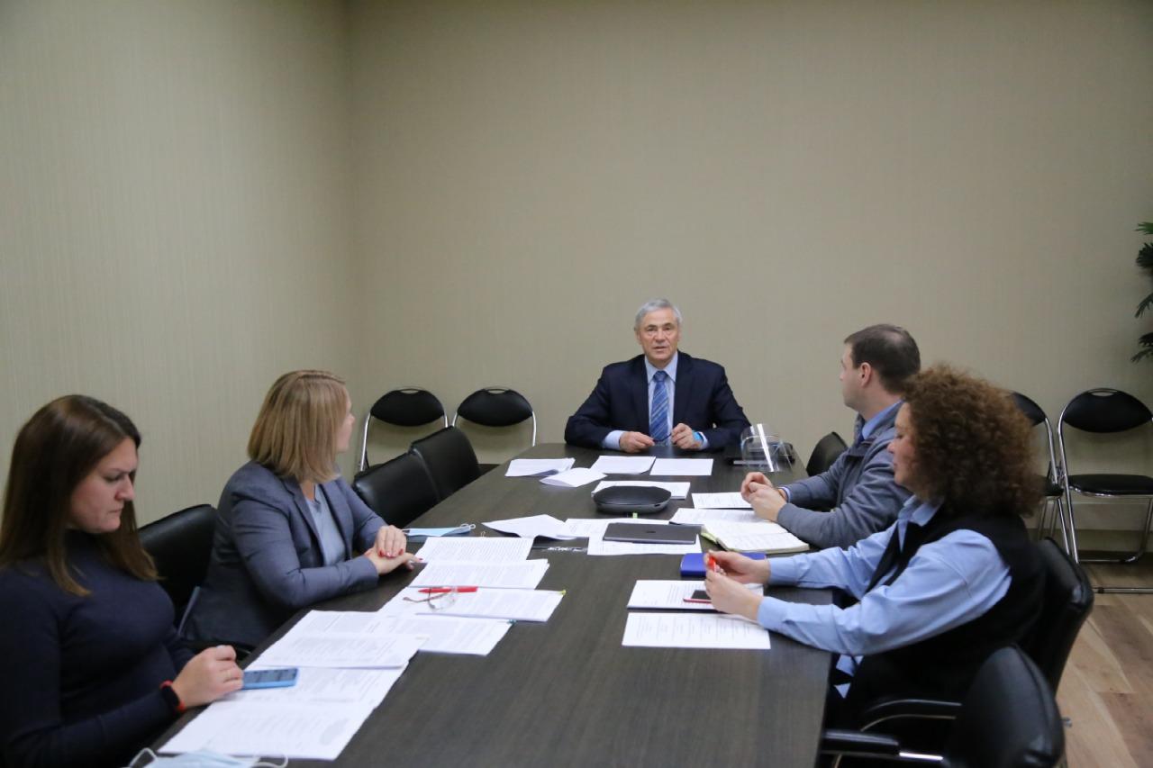 П.А. Рожков в режиме видео-конференц-связи провел заседание Совета по координации программ, планов и мероприятий ПКР