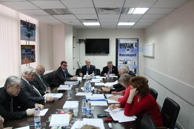 В офисе  ПКР  состоялось заседание Совета  Всероссийской федерации спорта лиц с поражением опорно-двигательного аппарата под руководством  Л. Н. Селезнева