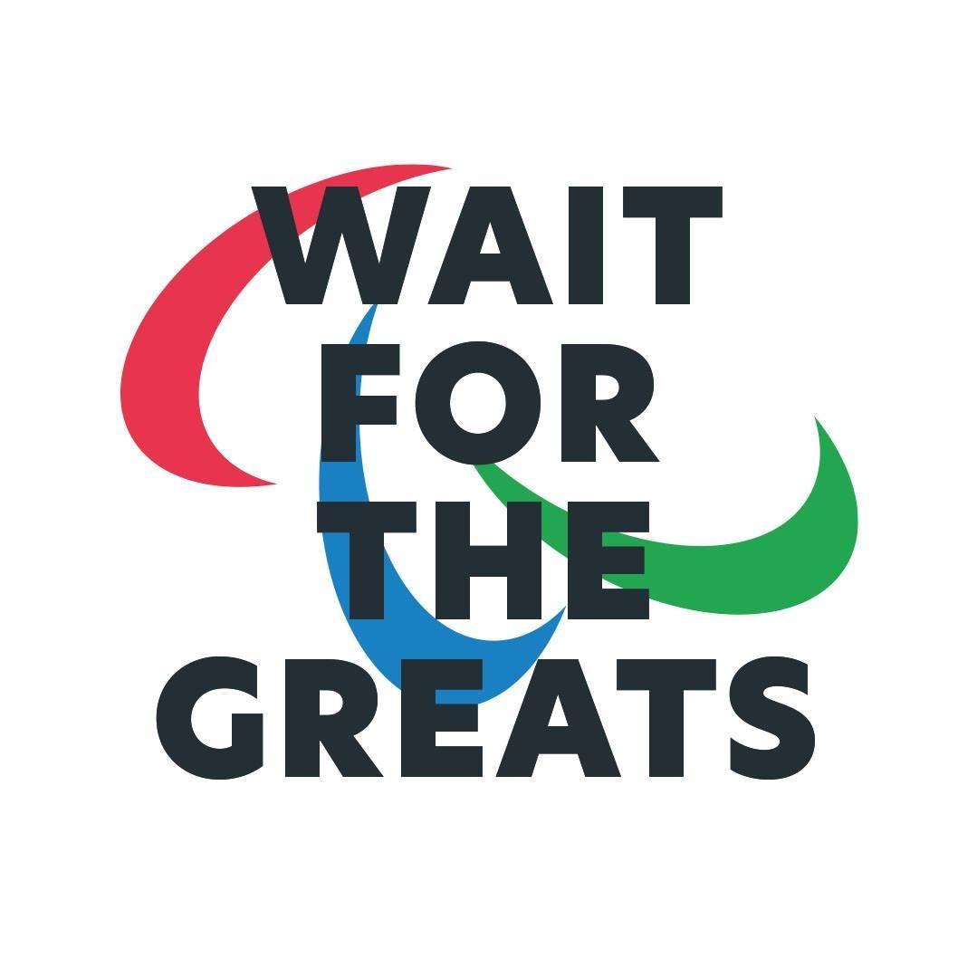 МПК запустил многостороннюю кампанию #WaitForTheGreats, чтобы отметить один год до Паралимпийских игр в Токио-2020