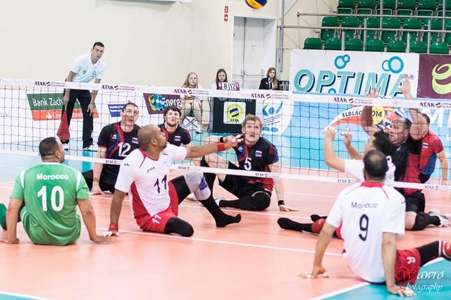 В  г. Эльблонг (Польша) стартовал  чемпионат мира по волейболу сидя среди мужских и женских команд