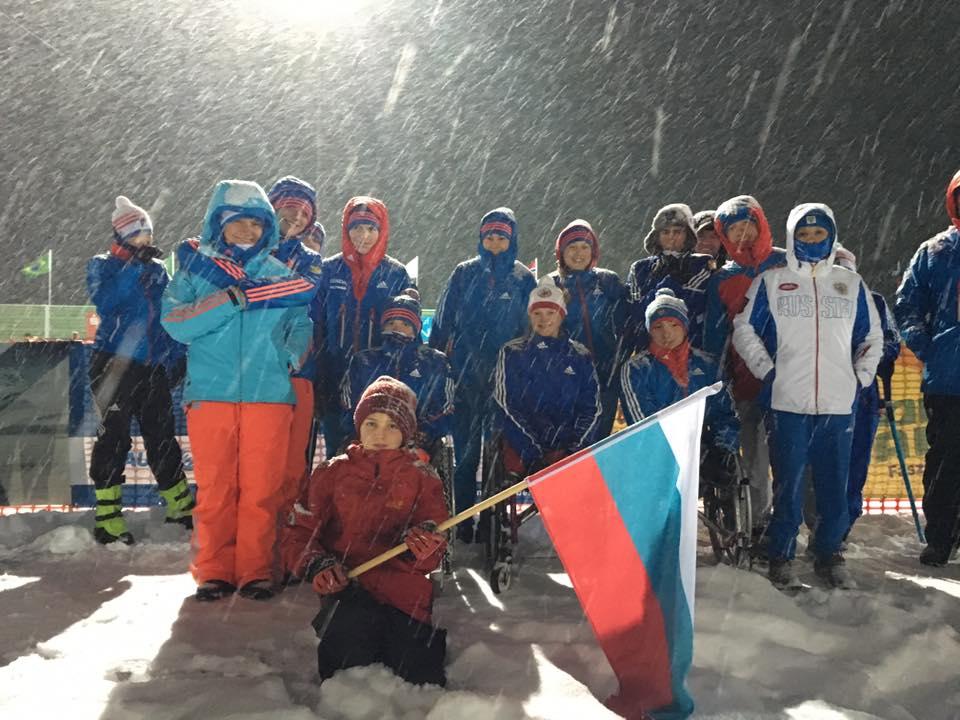 Российские спортсмены выиграли 10 золотых медалей на этапе Кубка мира по лыжным гонкам и биатлону в Германии