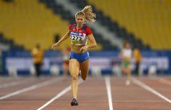 Российские легкоатлеты в воскресенье завоевали 5 золотых медалей, 3 серебряных и 4 бронзовые на вечерней сессии чемпионата мира IPC в Катаре