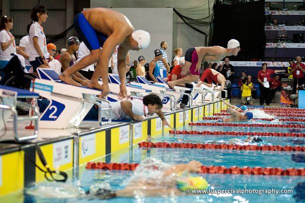 Сборная команда России по плаванию завоевала 5 золотых, 3 серебряные и 1 бронзовую медали во второй соревновательный день чемпионата мира МПК в г. Глазго и лидирует в неофициальном общекомандном зачете