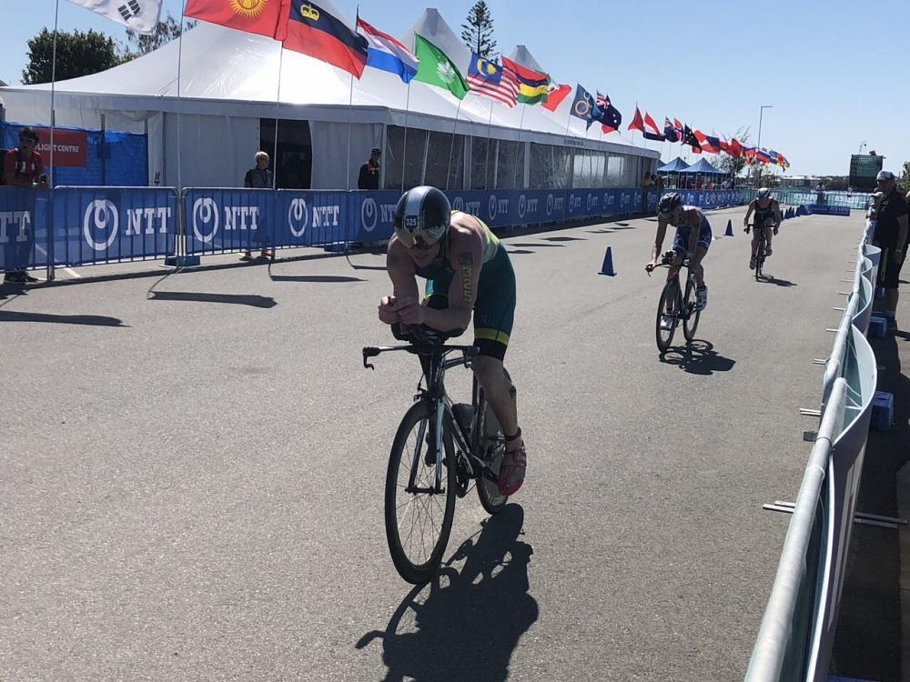 Чемпионат мира по пара триатлону 2020 года отменен