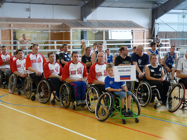 Открытый Кубок Тюрингии по баскетболу на колясках