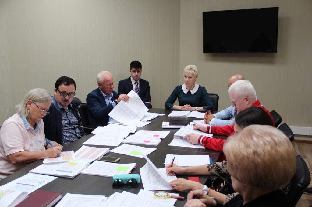 А.А. Строкин в офисе ПКР провел заседание экспертно-согласительной комиссии при рабочей группе по подготовке паралимпийских сборных команд России к участию в Паралимпийских играх 2016 года