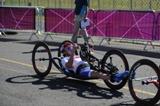Российская спортсменка Светлана Мошкович завоевала  серебряную  медаль  на чемпионате мира по велоспорту среди спортсменов с поражением опорно-двигательного аппарата в Канаде