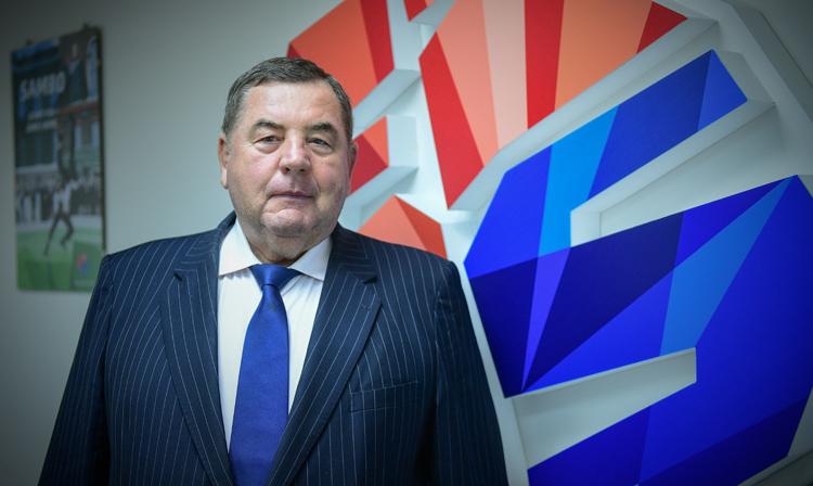 ПКР поздравляет В.Б. Шестакова с переизбранием на пост президента Международной федерации самбо
