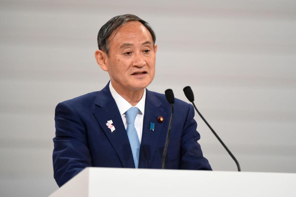 Заявление МПК об избрании Есихиде Суги премьер-министром Японии