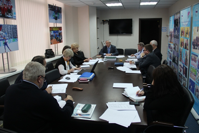 П. А. Рожков в офисе ПКР провел заседание Совета рабочей группы по подготовке паралимпийских сборных команд России к  участию в XV Паралимпийских летних играх 2016 года в г. Рио-де-Жанейро (Бразилия)