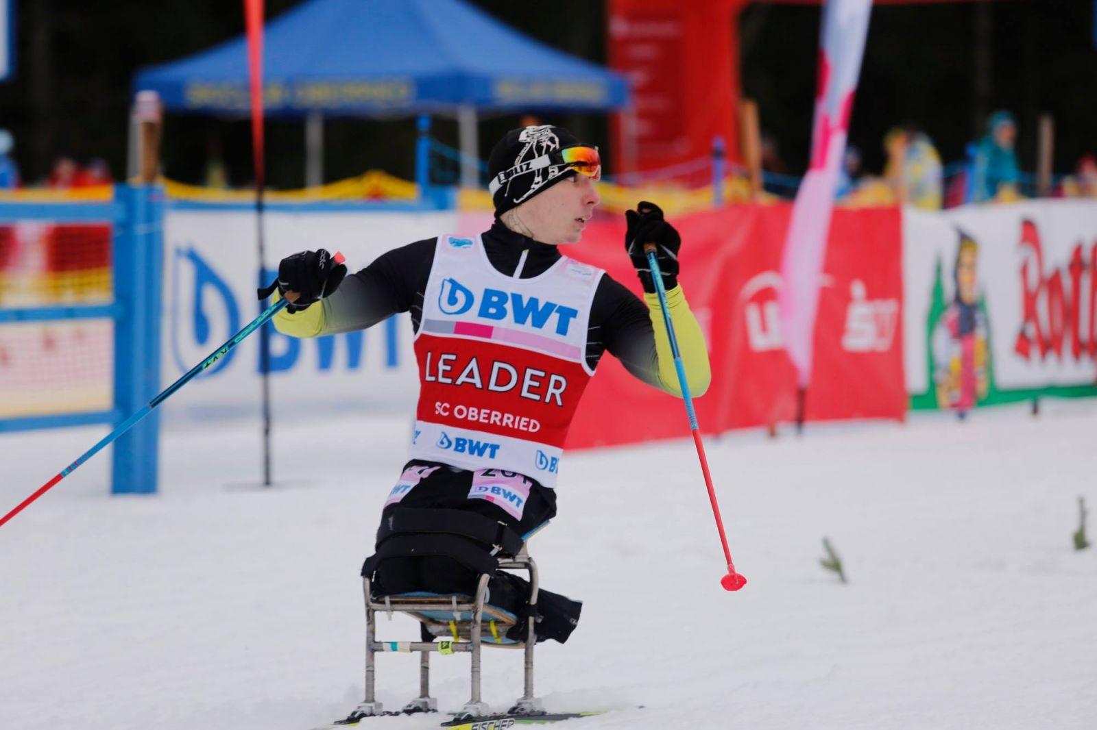 В третий соревновательный день 2 этапа Кубка мира по лыжным гонкам и биатлону спорта лиц с ПОДА и нарушением зрения российские спортсмены завоевали 1 золотую, 3 серебряные и 1 бронзовую медали