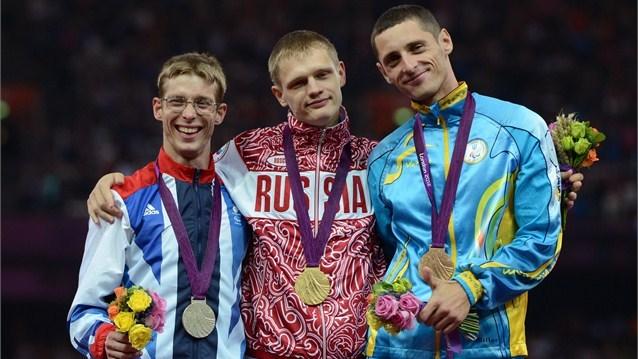 12 медалей завоевали российские спортсмены в 4-й день Паралимпийских летних Игр в Лондоне