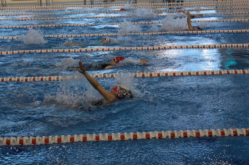 Названы победители Первенства России по плаванию спорта лиц с интеллектуальными нарушениями