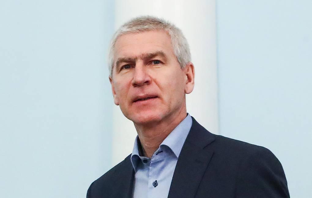 Министр спорта РФ Олег Матыцин: «На федеральных базах Минспорта России возобновляются тренировочные мероприятия»