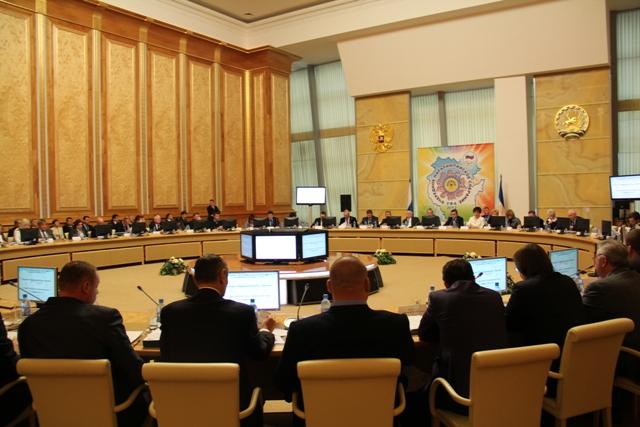 В Уфе (Республика Башкортостан) прошло очередное Паралимпийское собрание  под руководством президента ПКР В.П. Лукина